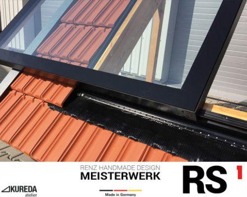 KUREDA MEISTERWERK Dachfenster Schiebedachfenster